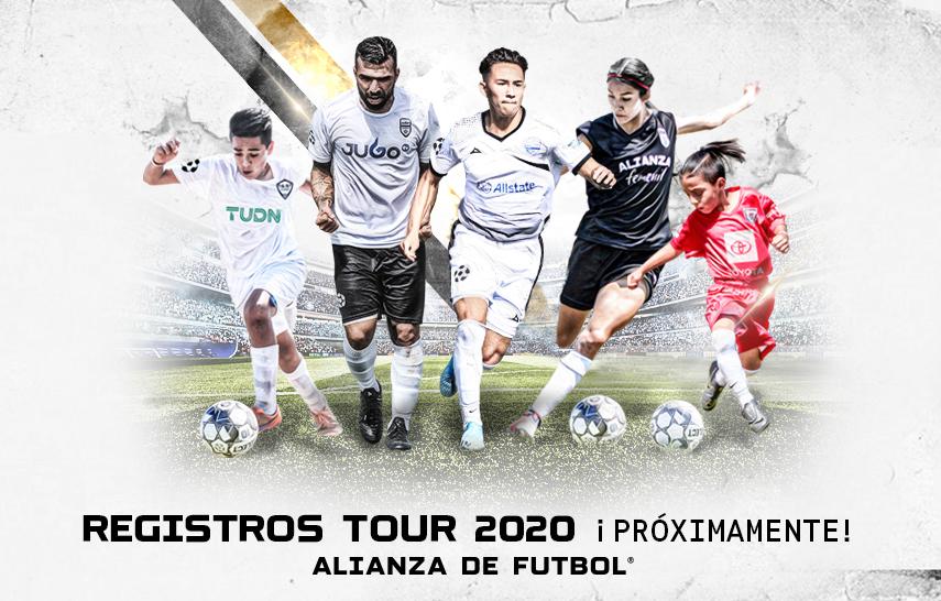 Pre Registros Alianza de Futbol