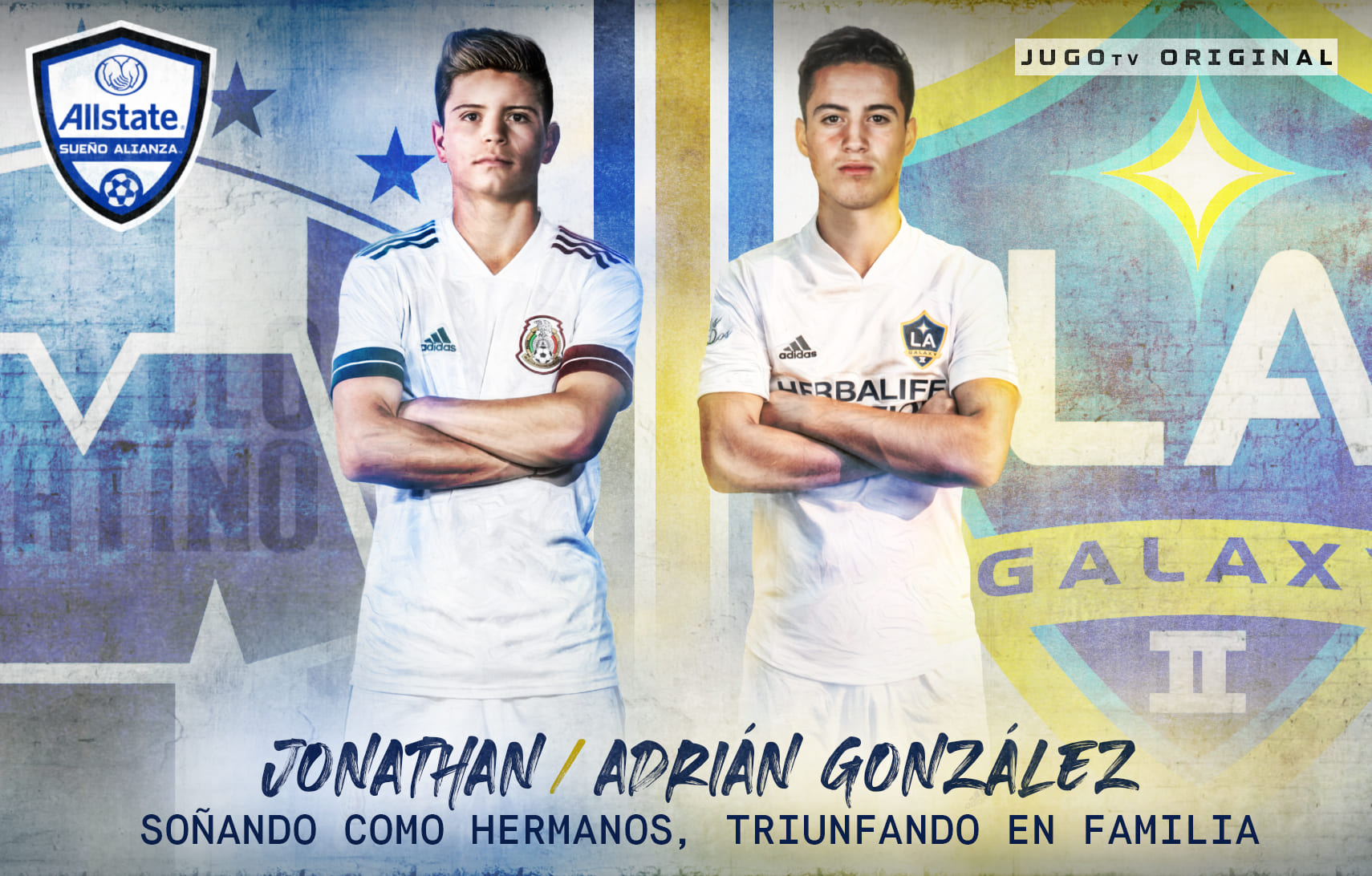 Jonathan y Adrián González son un orgullo latino