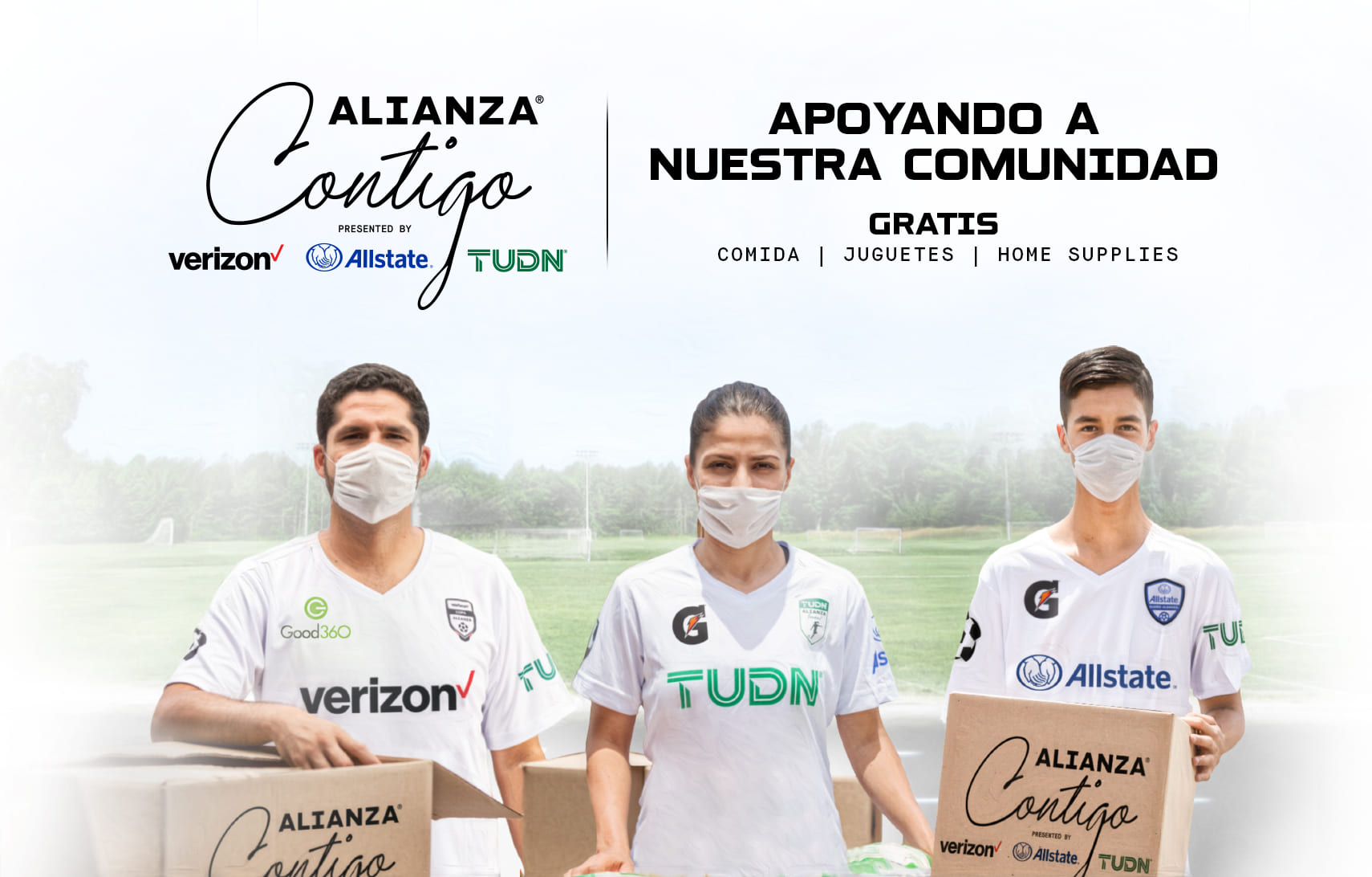 Alianza Contigo, supporting the hispanic community in the USA