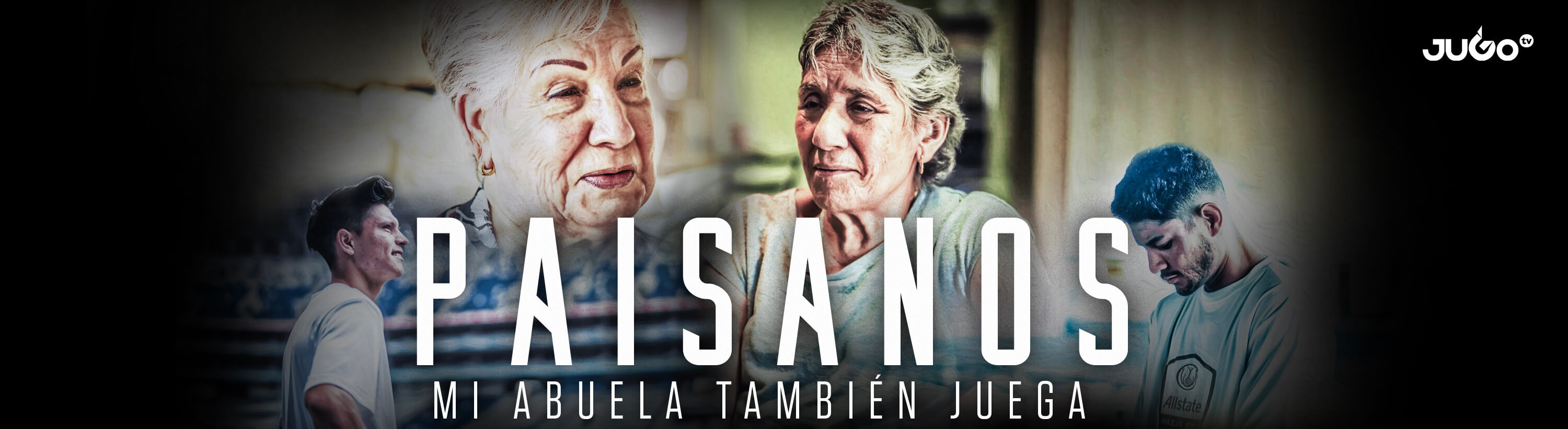 Paisanos episodio dos: My Grandma plays too