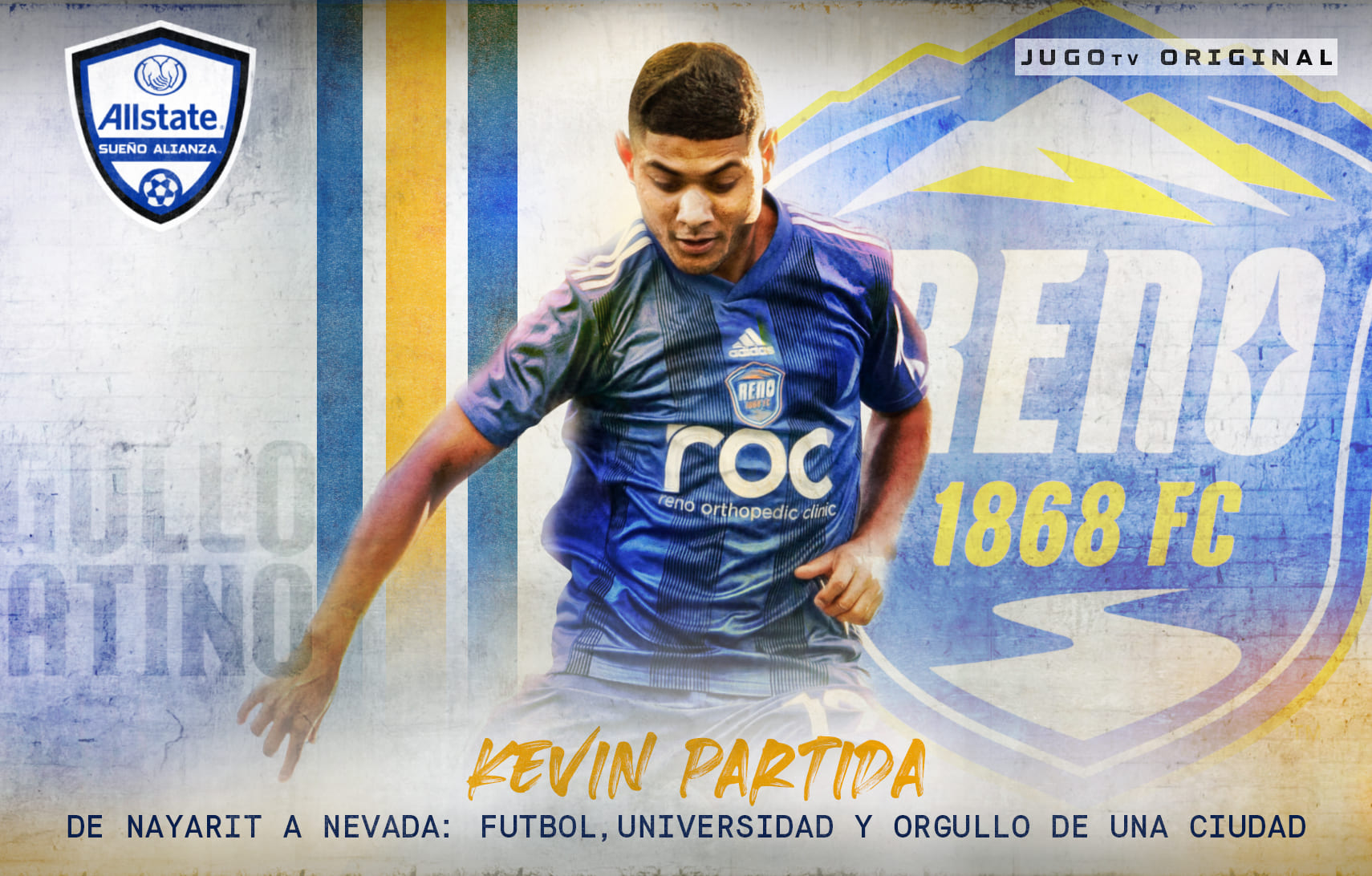 Kevin Partida , From Nayarit to Nevada