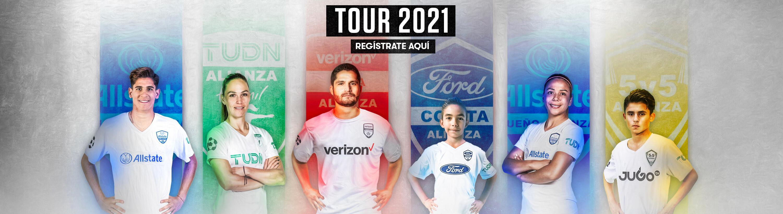 Registration Now Open Alianza Tour 2021