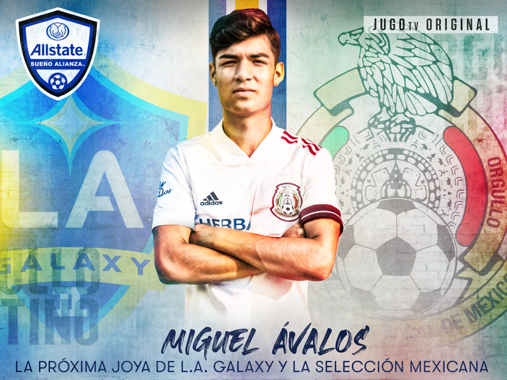 Miguel Avalos, la próxima joya de LA Galaxy y Selección Mexicana