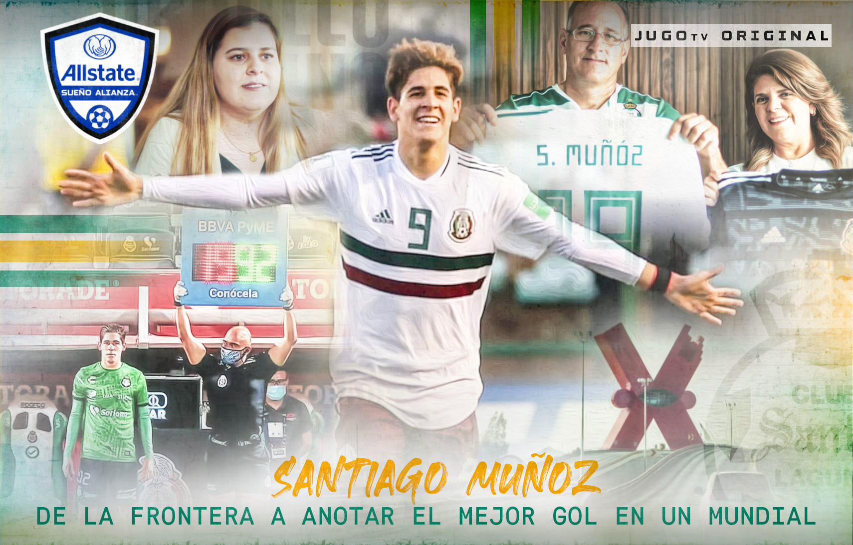 Santiago Muñoz, scored the best during the WorldCup U17