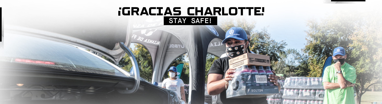 Alianza Contigo apoyó a familias en Charlotte