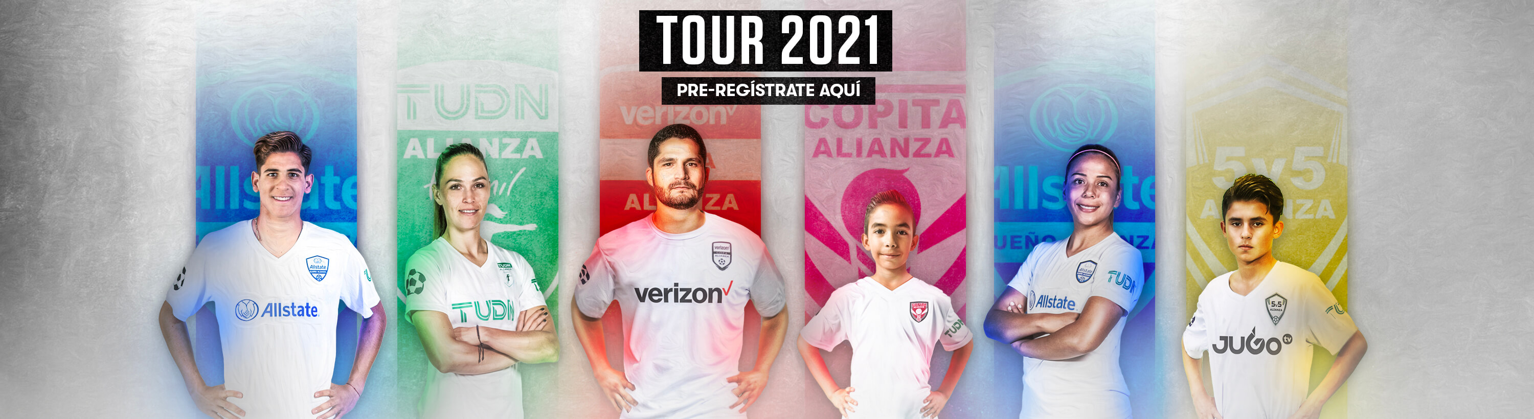 Alianza de Futbol Tryouts and tournaments pre-register 2021