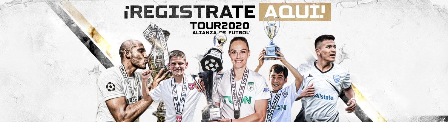 Alianza de Futbol Registration now open