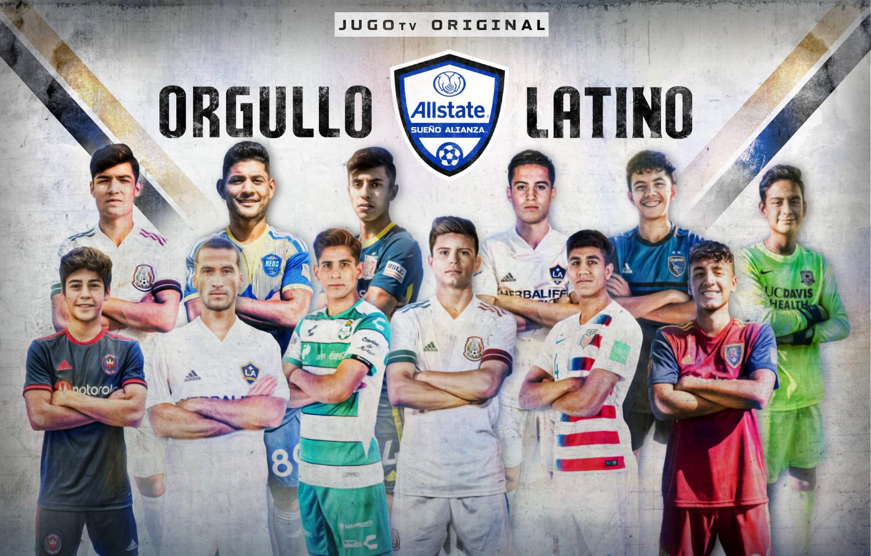 Orgullo Latino Allstate