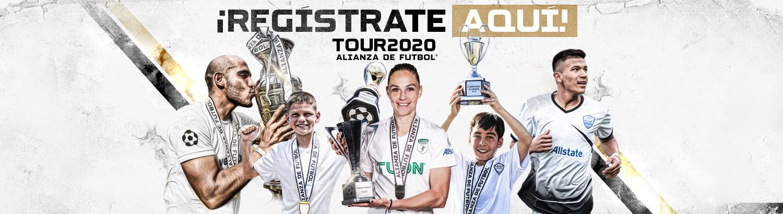 Alianza de Futbol Registration now open