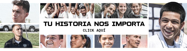 Tu historia nos importa en Alianza de Futbol